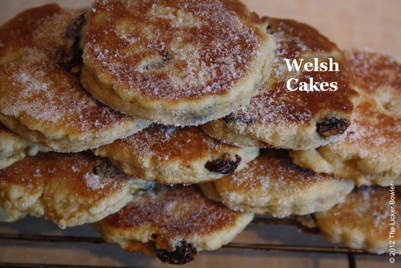 How To Make Welsh Cakes In The Oven