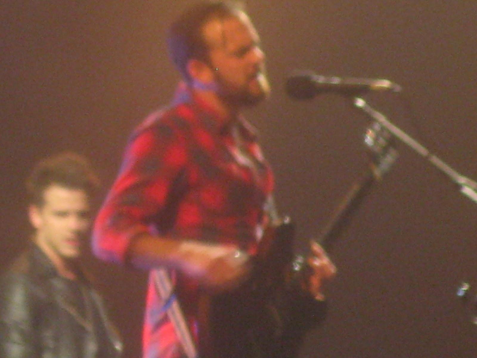 of Leon Melbourne concert