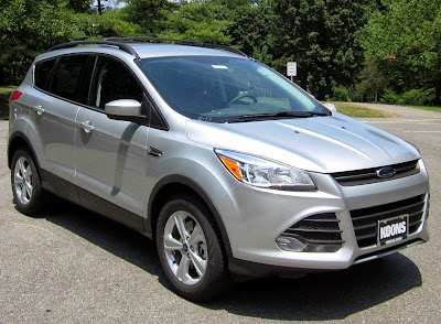 2013 Ford Escape Crossover Utlity Vehicle