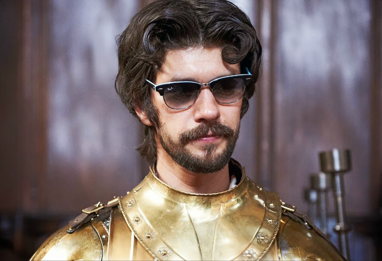 Ben Whishaw is adorabl...