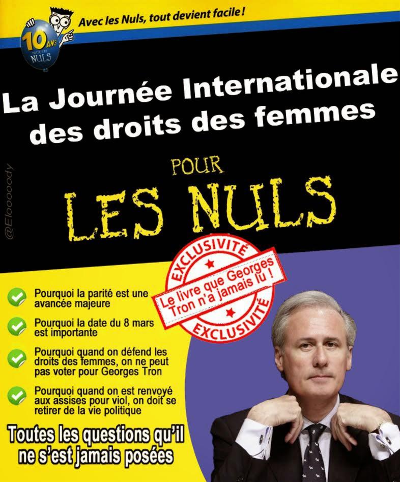 La journée internationale des Droits des Femmes pour les nuls