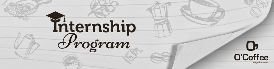 O'Coffee Internship Program