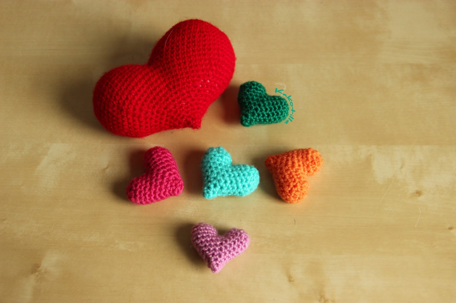 Maillalenvers plein d 39 amour - Un gros coeur d amour ...