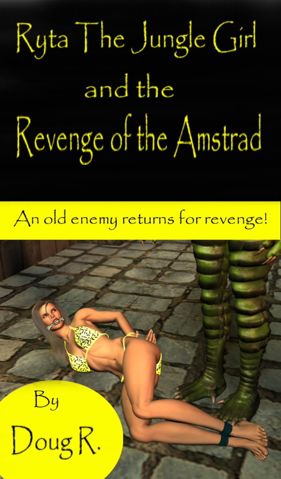 Ryta the Jungle Girl and the Revenge of the Amstrad