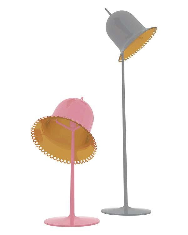 Muebles y decoraci n de interiores l mparas de mesa for Decoracion de interiores a distancia