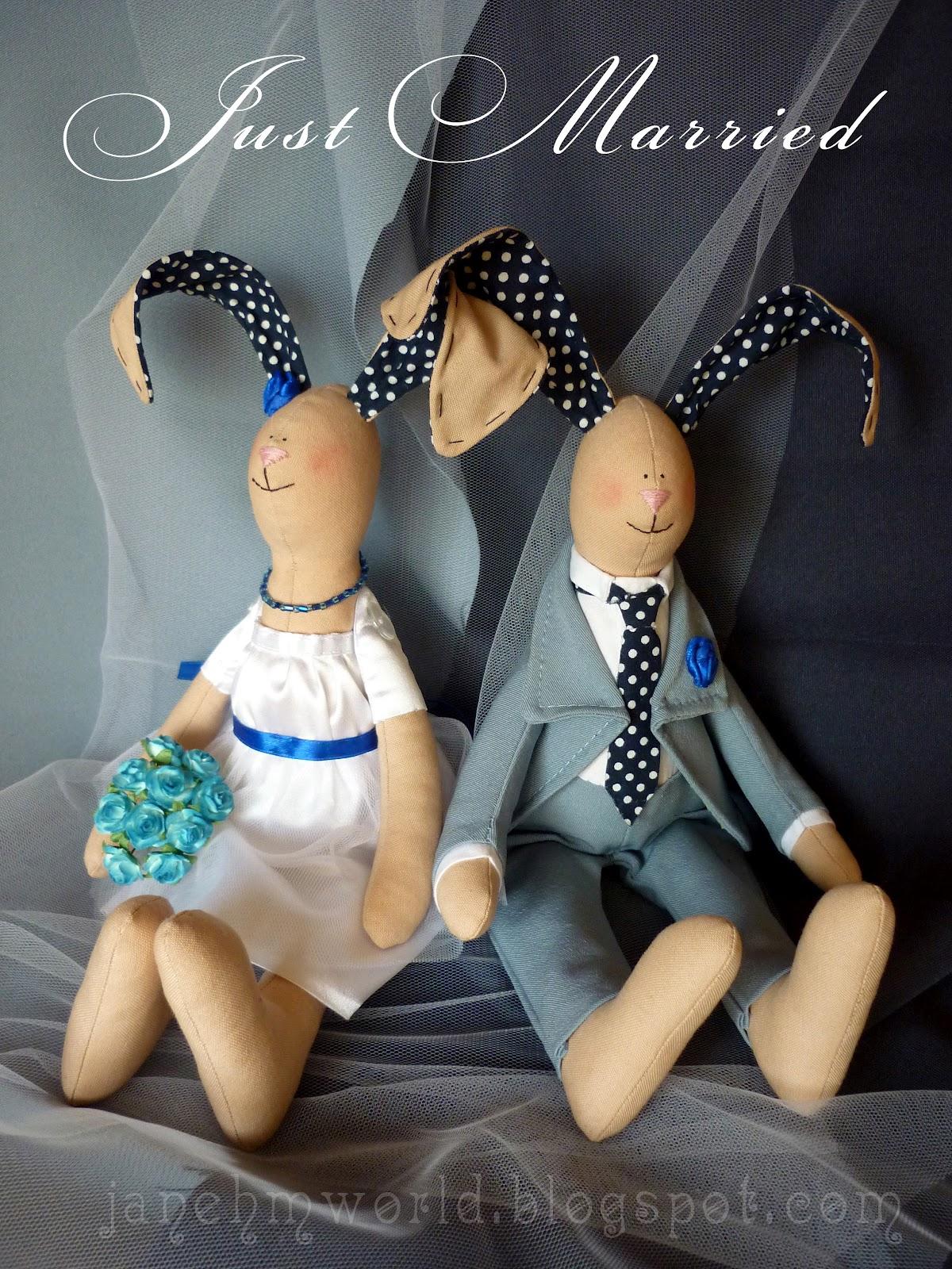 Поздравления на свадьбу на зайцев нет