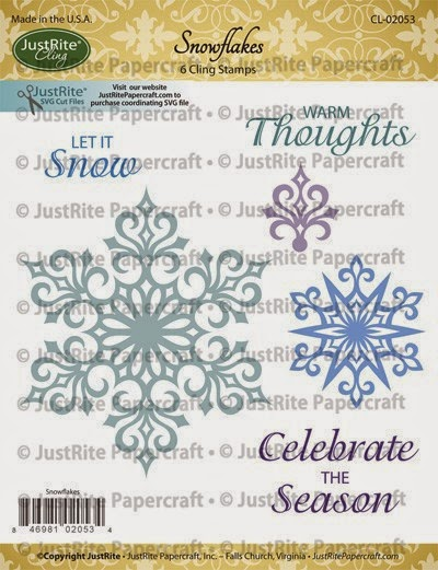 http://justritepapercraft.com/products/snowflakes-cling-stamps