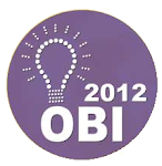 OLIMPÍADA BRASILEIRA DE INFORMÁTICA (OBI) 2012