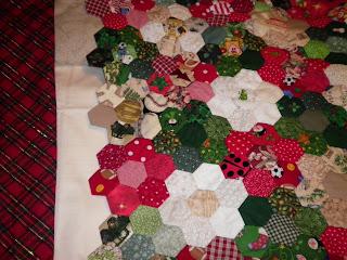 ProsperityStuff Christmas Hexagons Layout