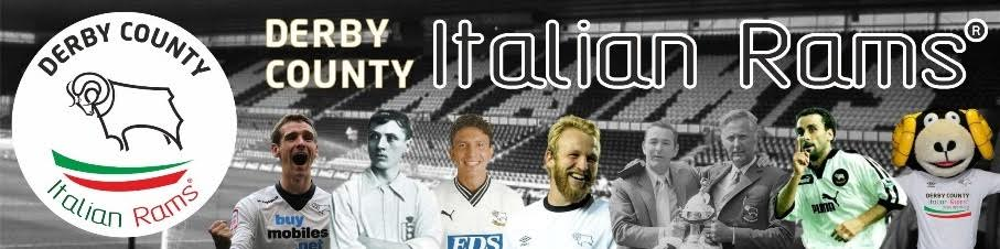 DERBY COUNTY ITALIAN RAMS