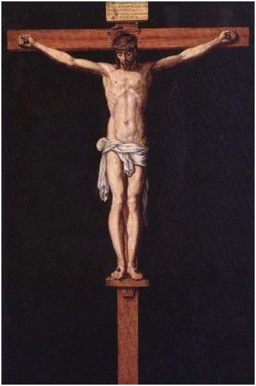 Cristo Crucificado - Fco. Pacheco
