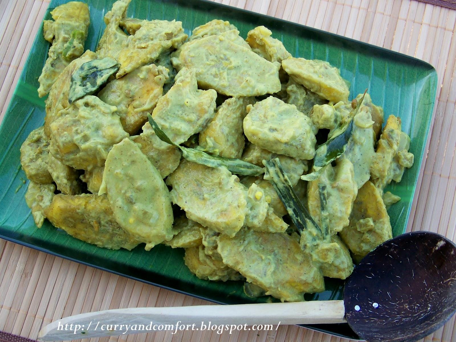 Kitchen simmer sri lankan plantain curry mild sri lankan plantain curry mild forumfinder Choice Image