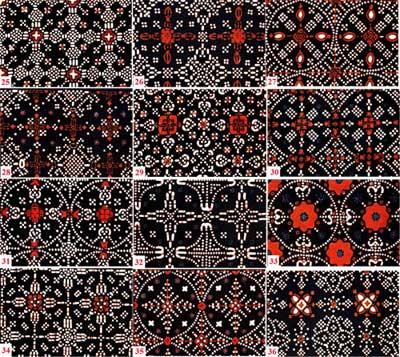 Batik Pekalongan: Javanese Kraton Batik