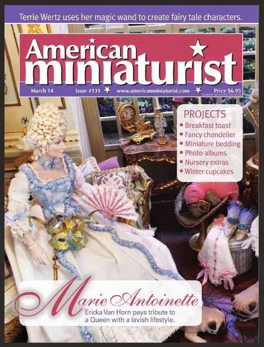 American Miniaturist March 2014