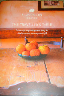 The Travellers table, simpson travel