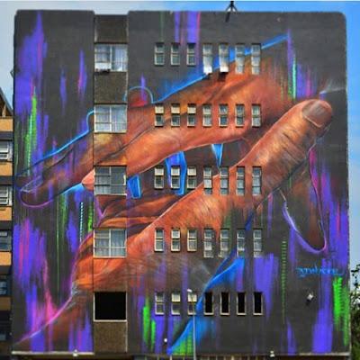 Grafite Grafiteiros pelo mundo