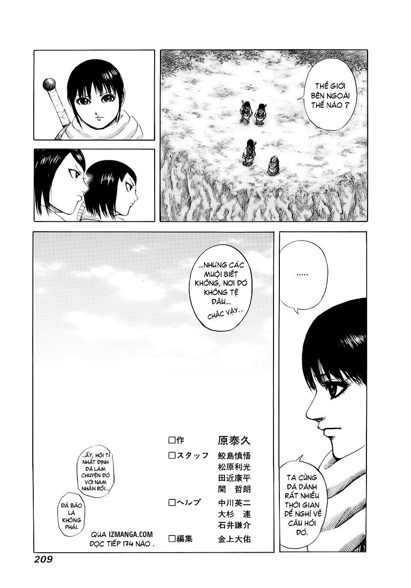 Kingdom – Vương Giả Thiên Hạ (Tổng Hợp) chap 173 page 24 - IZTruyenTranh.com