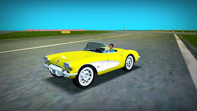 Chevrolet Corvette 1959 GTA Vice City