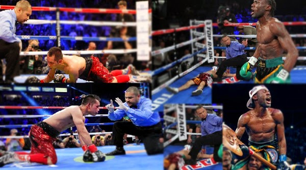 Nicholas Walters Ends Nonito Donaire's Boxing Triumph with Astonishing Knock-out Punch