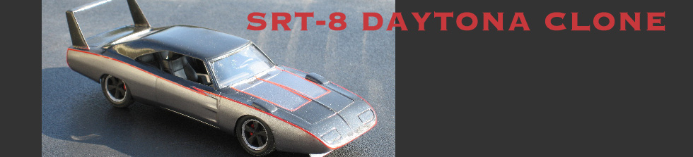SRT-8 Daytona Clone