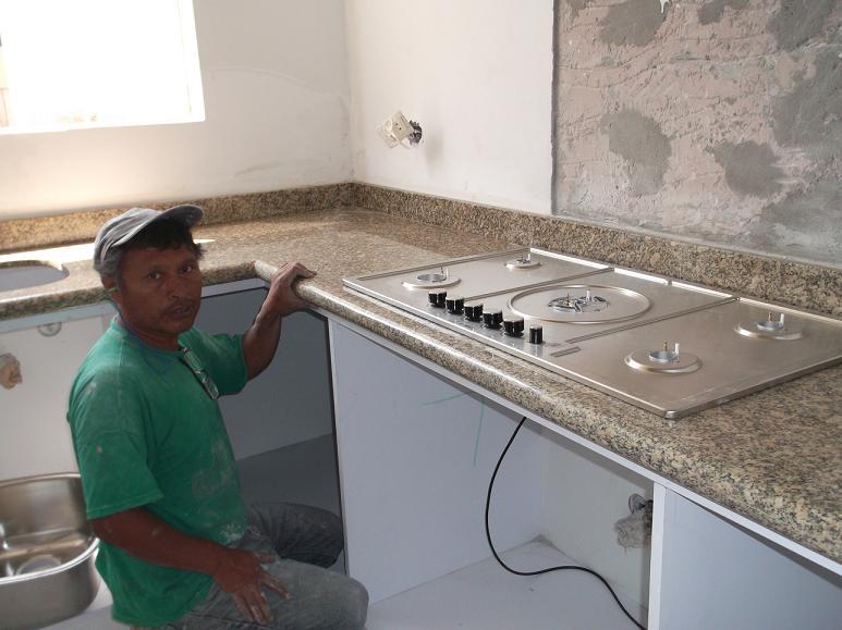 Cocinas empotradas marmol granito lima cocinas empotradas for Cuanto cuesta poner una cocina completa