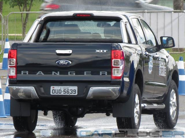 Ford Ranger XLT 2014 Cabine Dupla