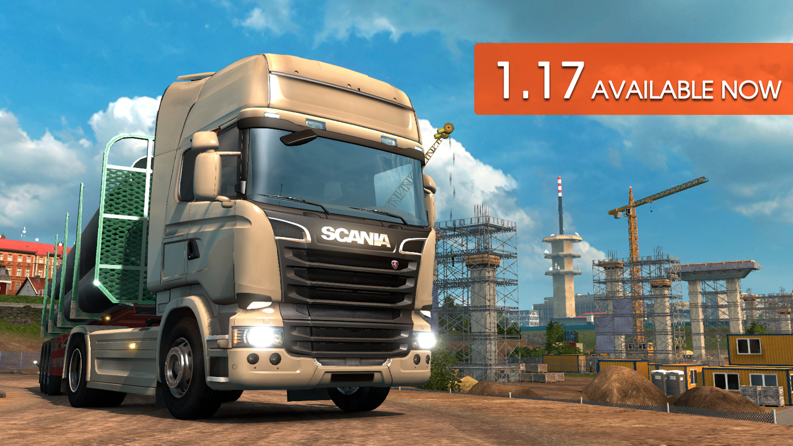 Euro truck simulator 2 1 17 update is available now