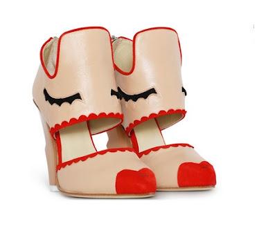 L'alave 'Chloe' Shoes