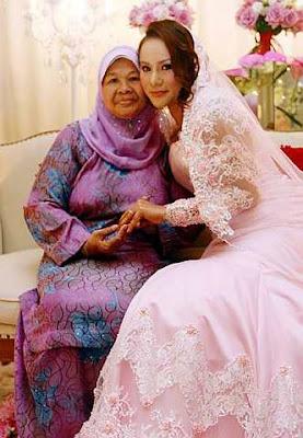 Majlis Pertunangan Elly Mazlein