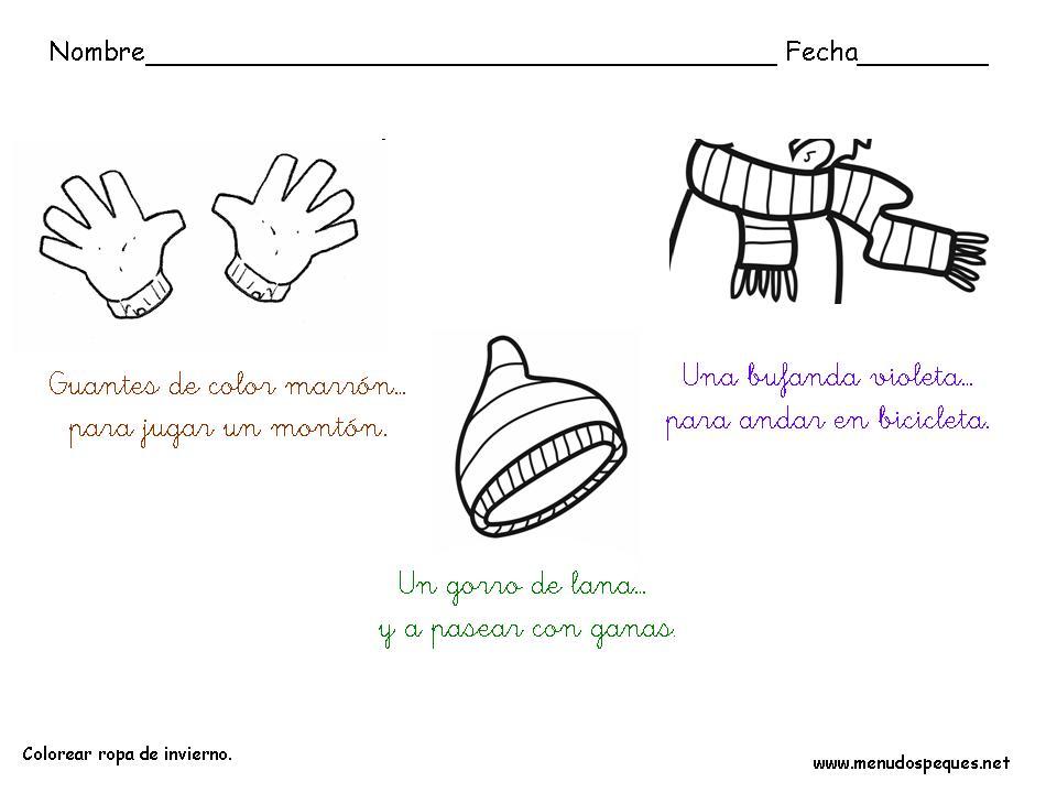 RECURSOS | El invierno ~ La Eduteca