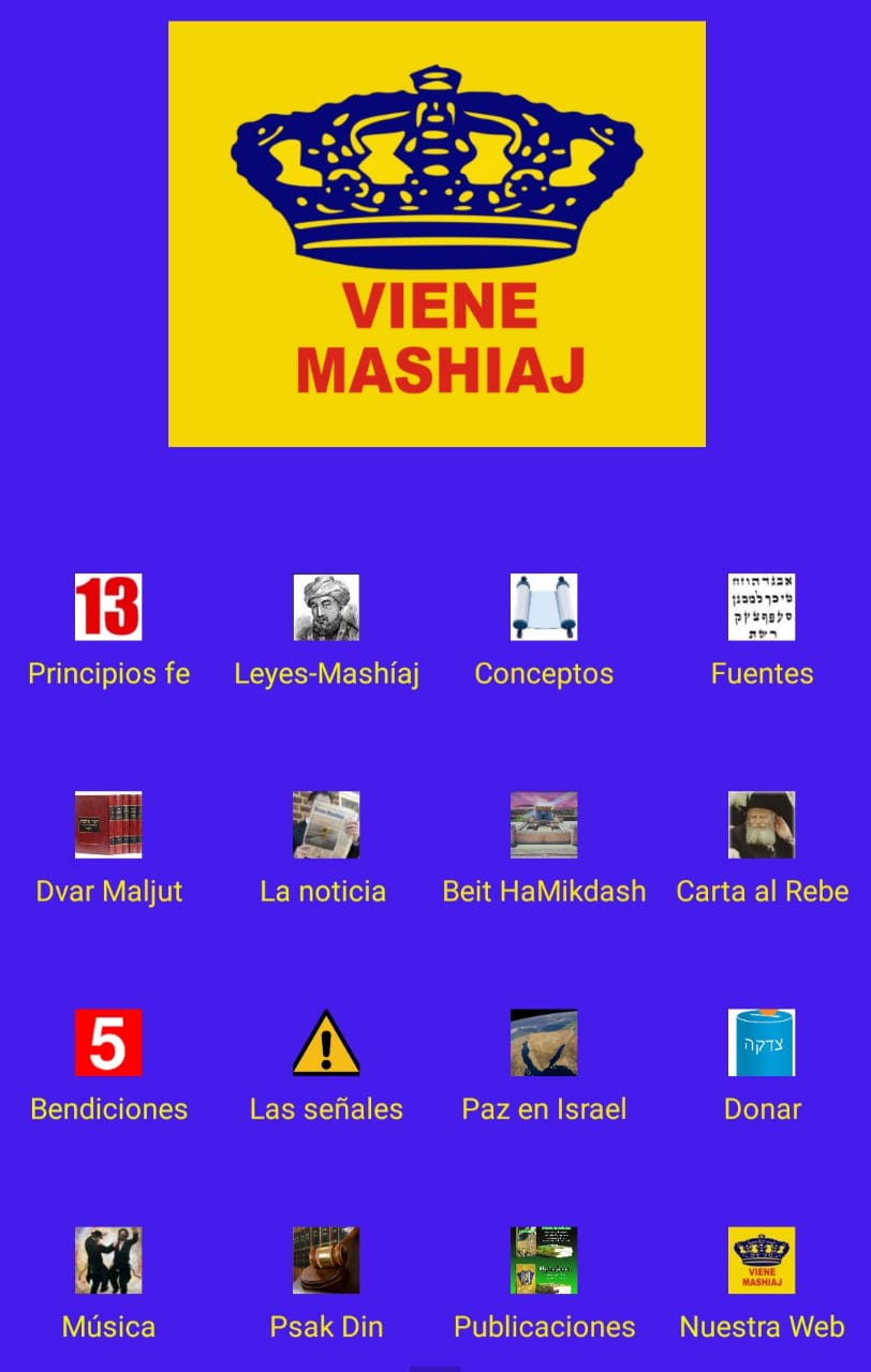 Viene Mashiaj en Google Play