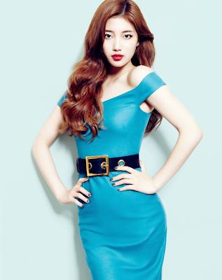 Suzy miss A Cosmopolitan September 2013