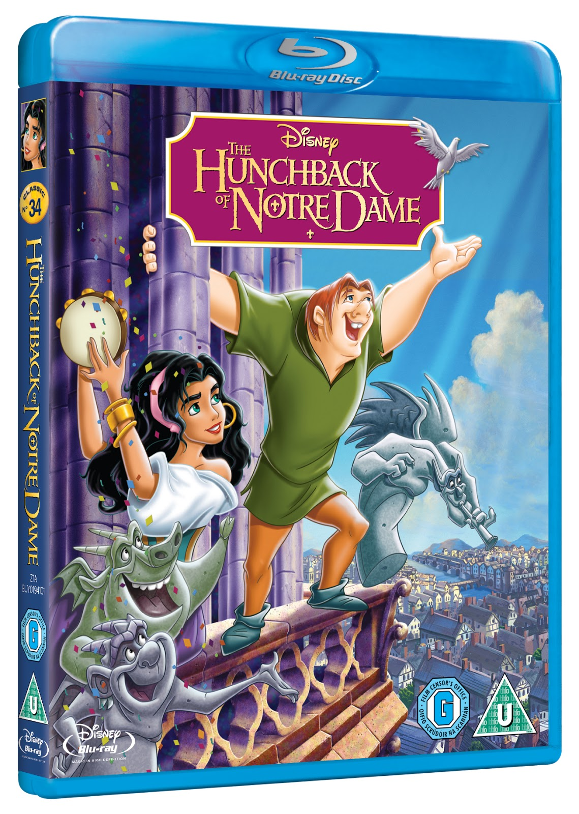 the hunchback of notre dame essay The hunchback of notre dame write an essay in which you support your opinion, using examples from the film, and from what you know about oppression to explain in detail why the film could be used avoid retelling the story, or plot.