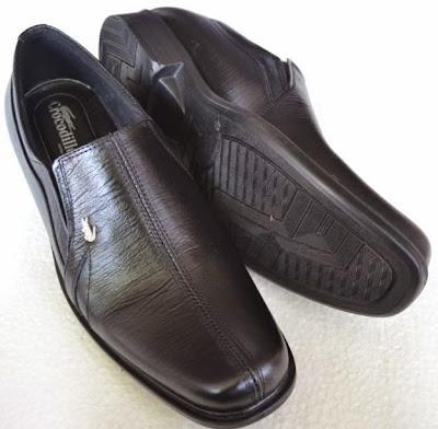 sepatu pantofel laki- laki