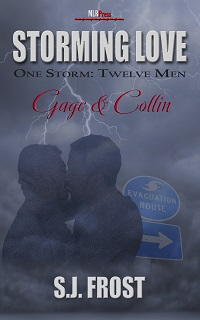 Storming Love: Gage and Collin