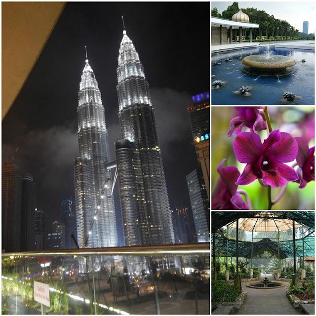 Kuala Lumpur collage