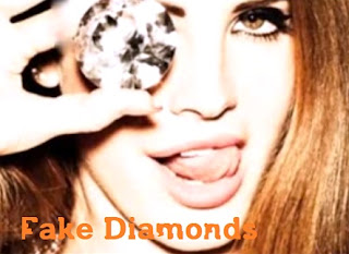 Lana Del Rey - Fake Diamonds Lyrics