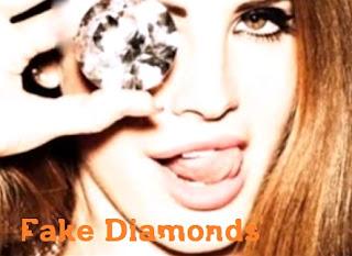 Lana Del Rey - Fake Diamonds Lyrics