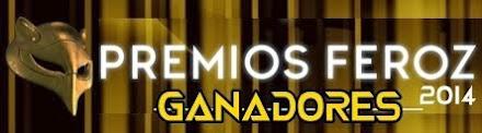 Ganadores Premios Feroz 2014