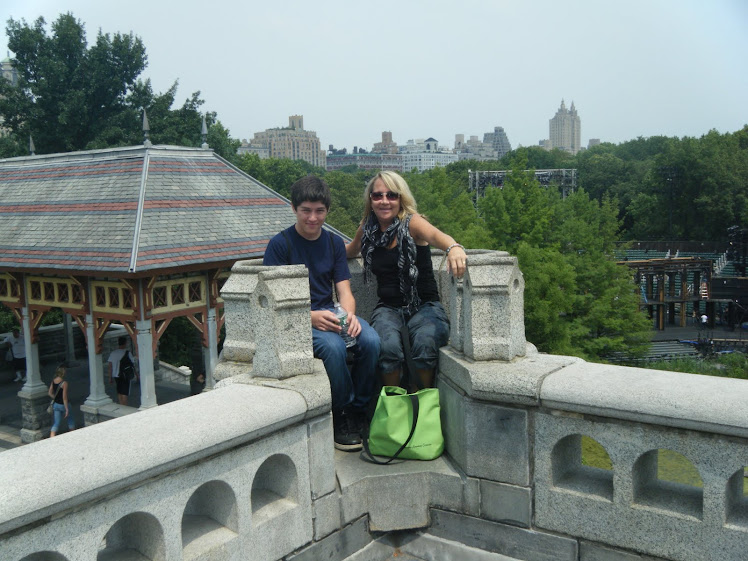 At Belvedere Castle