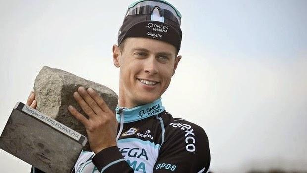 Niki Terpstra se llevó la durísima Paris Roubaix