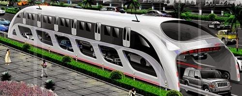 Çin'de Hızlı Otobüs Teknolojisi