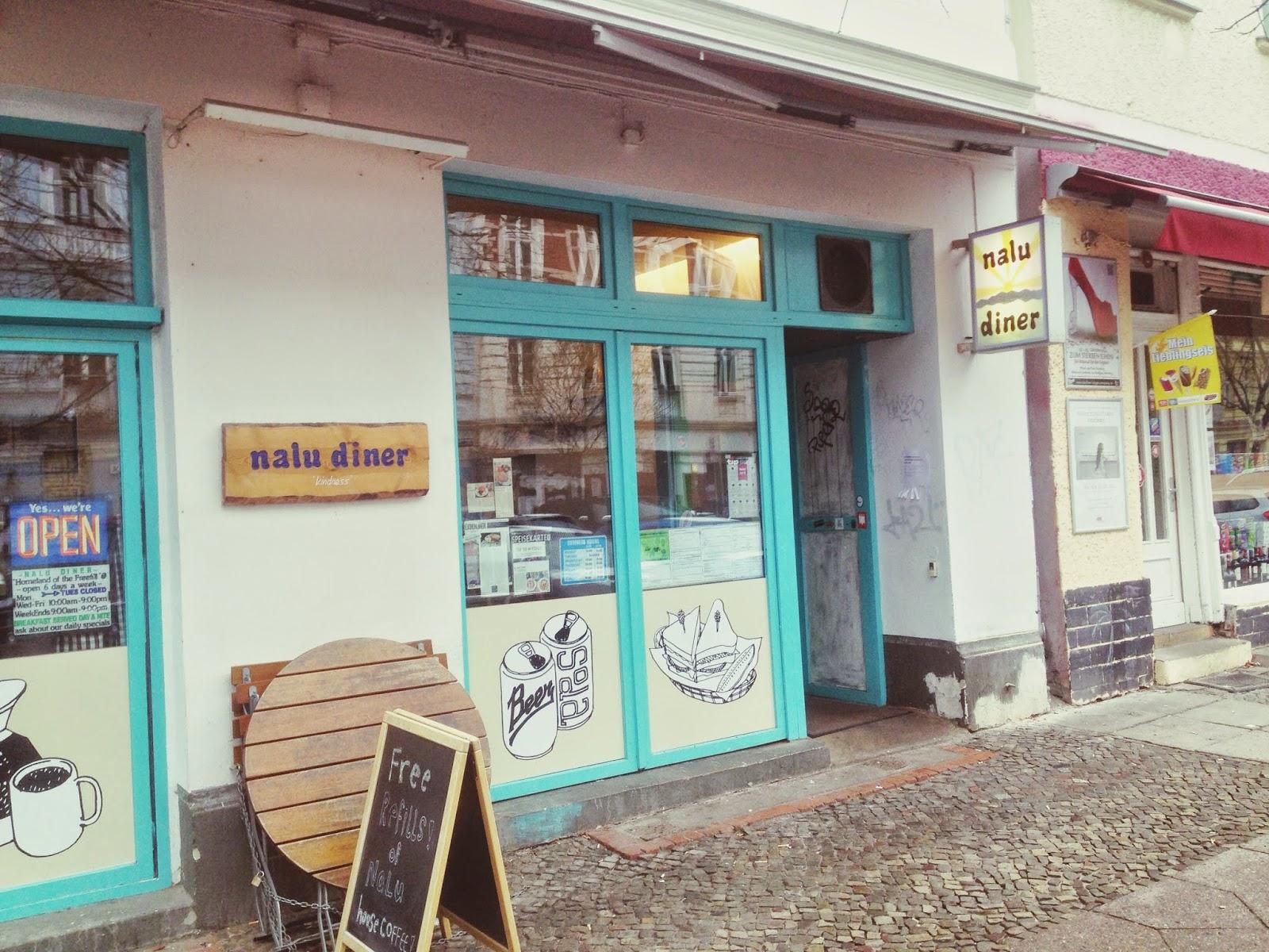 NALU DINER BERLIN