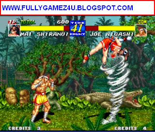 Download Fatal Fury Game For Pc