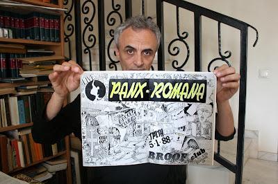 Panx Romana  FRANK+SAID++++++No+2