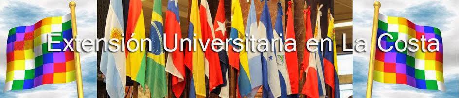 Extensión Universitaria en La Costa