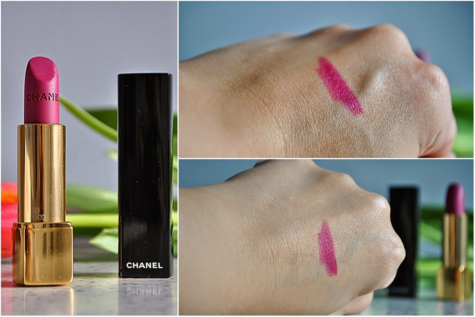 CHANEL ROUGE ALLURE VELVET - 50 LA ROMANESQUE