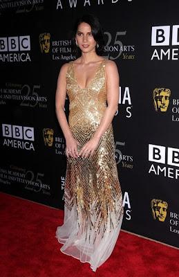 Olivia Munn 2012 BAFTA Britannia Awards Sexy
