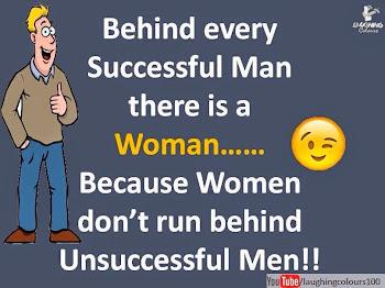 WW #111   Disebalik Setiap Kejayaan Seorang Lelaki...