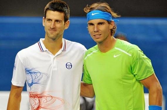 Tennis Nadal y Djokovic, en una larga lucha hasta el final del año